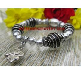 Stainless Bracelet Beads