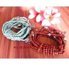Stitch Cuff Bracelet