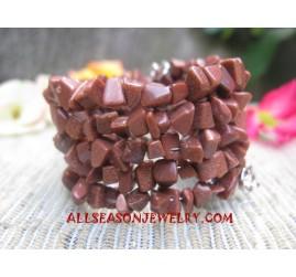 Stone Beading Bracelets