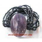 Stone Bracelet Bead