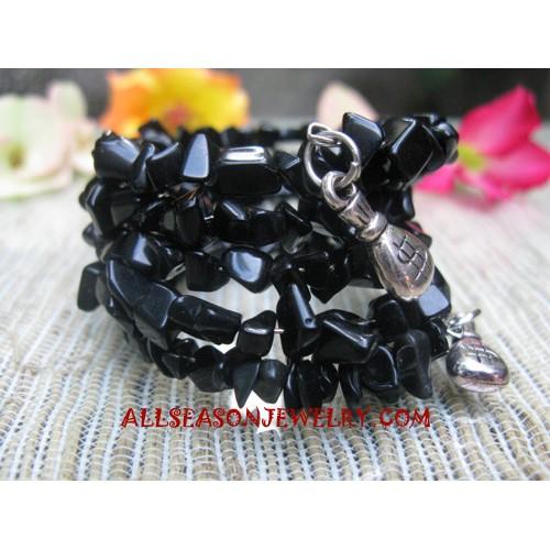 Stone Bracelet Beaded