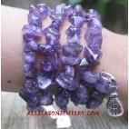 Stone Bracelets Beading