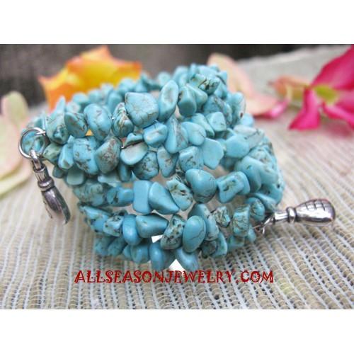Stone Bracelets Beads