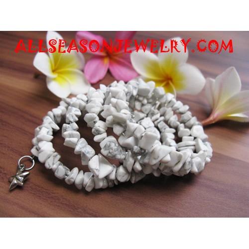 Stone Coral Bracelet