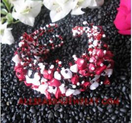 Stones Beaded Bracelets