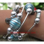 Women Beading Bracelets