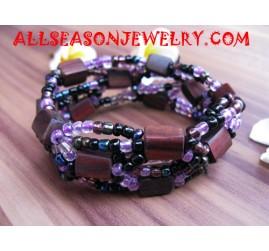 Women Bracelet by Beads