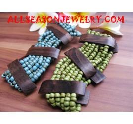 Woods Beaded Bracelets
