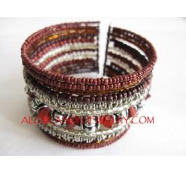 Wrap Seeds Bracelet