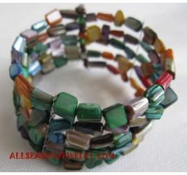 Bracelet Seashell Cuff