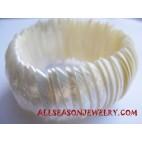 Organic Shell Bracelet