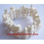 Ladies Shell Bracelet