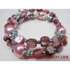 Shells Beaded Bracelet