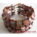 Shells Bracelet Handmade