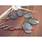 Bali Stainless Shell Bracelet