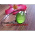 Shell Resin Stainless Bracelet