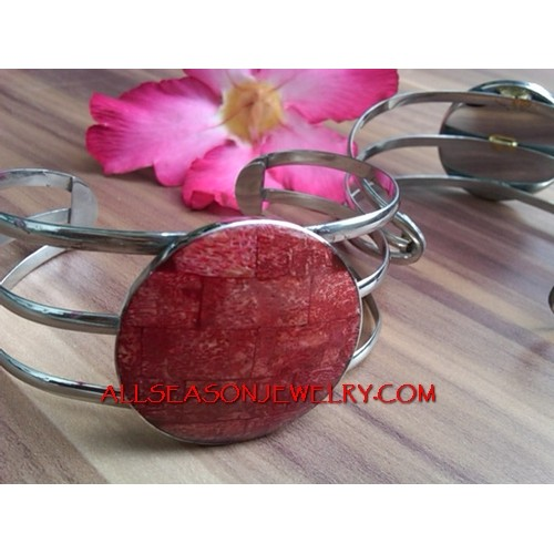 Red Coral Stainless Fashion