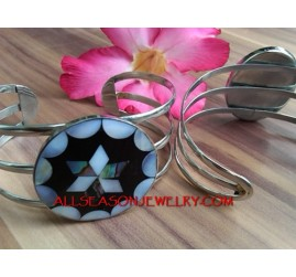Shell Resin Stainless Fashion
