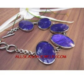 Women Resin Shell Bracelet