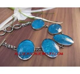 Stainless Steel Bracelet Shell
