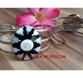 Nautilus Shell resin Bracelet