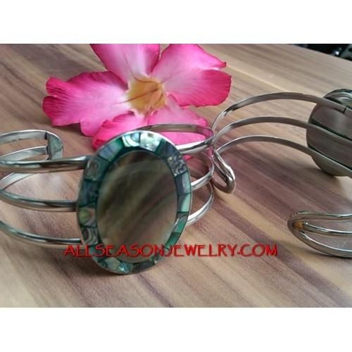 Nautilus Shell Bracelet
