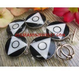 Seashell Stainless Bracelets