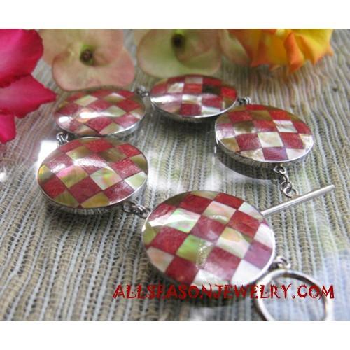 Seashells Stainless Bracelet