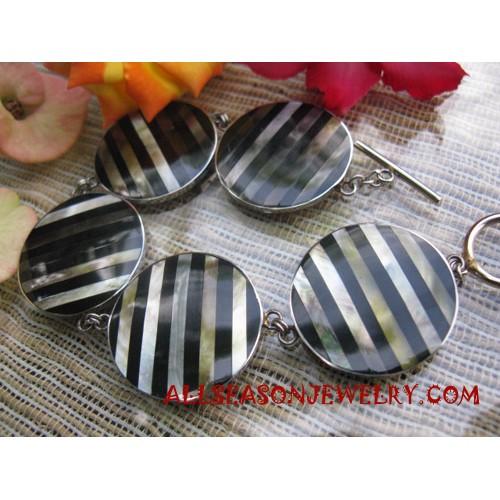 Stainless Seashells Bracelet