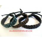 Bracelet Handmade Leather