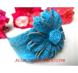 Handmade Leather Bracelets