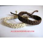 Ladies Leather Bracelet