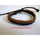 Leather Bracelet Fashion