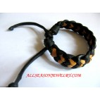 Leather Bracelet Handmade