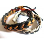 Leather Bracelet Jewelry