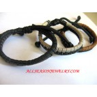 Leather Bracelet Ladies