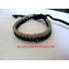 Leather Bracelet Coloring