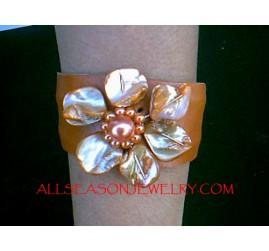 Organic Leather Bracelets