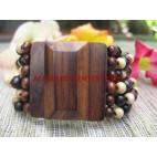 Beads Wooden Bracelets