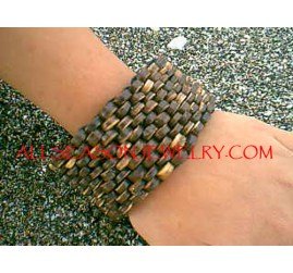 Beads Wooden Coco Bracelets