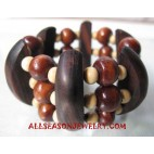 Handmade Wood Bracelet