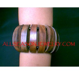Wooden Bracelet Indonesia