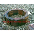 Wood Bracelet Organic Natural