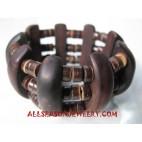 Wood Bracelet Coco