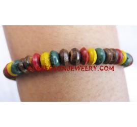 Rasta Bracelet for Men