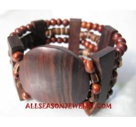 Wood Bracelets Buckle