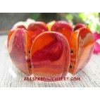 Wooden Bracelet Airbrush