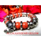 Stainless Stone Bracelets