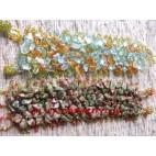 Color Multi Stone Bracelets
