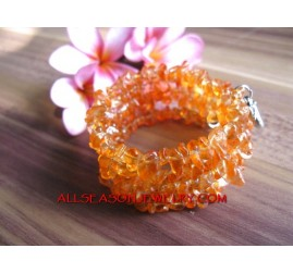 Cuffs Stone Bracelet Charm